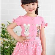 大童连衣裙便宜图片