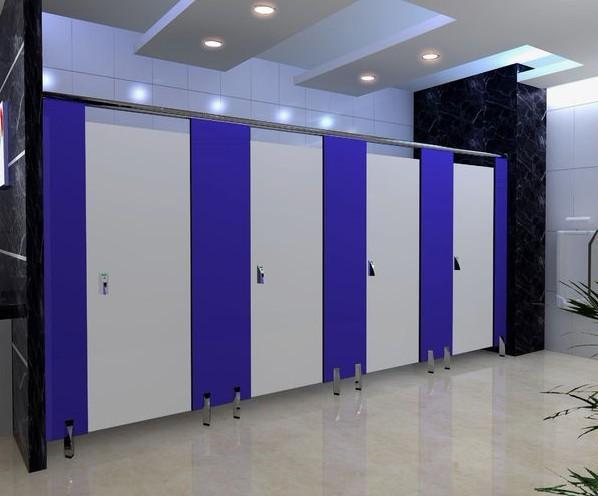河源公共厕所普遍使用梅州抗倍特卫生间隔断板