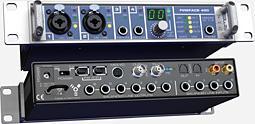 RME-Fireface400火线音频接口图片