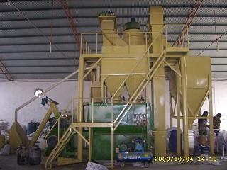 供应5TS饲料机组饲料加工设备