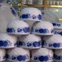 供应景德镇骨质瓷餐具/青花餐具