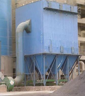 LPC長袋脈沖袋式除塵器圖片