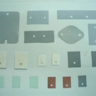 重庆哪有LED散热硅胶垫片图片
