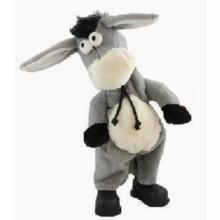 儿童玩具绝对搞笑会跳舞唱歌的摇头驴电动驴摇滚驴批发