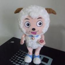 电动毛绒玩具娃娃 最新智能喜羊羊灰太狼 会唱歌讲故事跳舞打滚