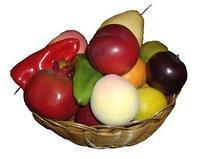 供应PU玩具 PU发泡水果摆挂件饰品 礼品