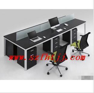 办公屏风图片/办公屏风样板图 (2)