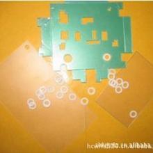 供应复兴PC塑料绝缘方块垫片冲压模切型