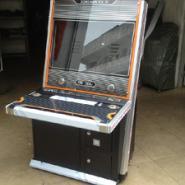 游戏厅模拟格斗框体机街机32寸机箱图片