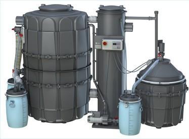 新鲜油脂分离器-科赛尔广西总代 供应广西新鲜油脂分离器
