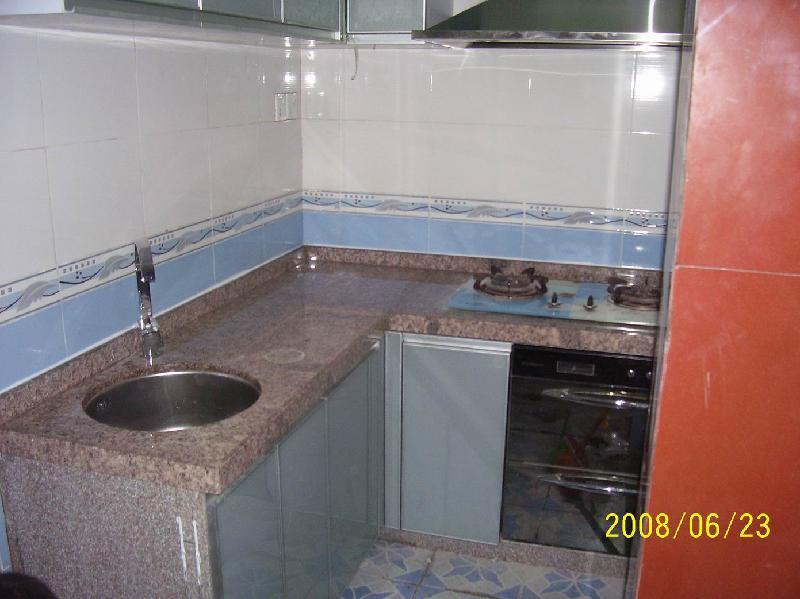 大理石厨房灶台装修,大理石灶台效果图,厨房灶台 .图片