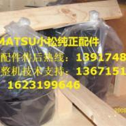 小松PC1250发动机缸体图片