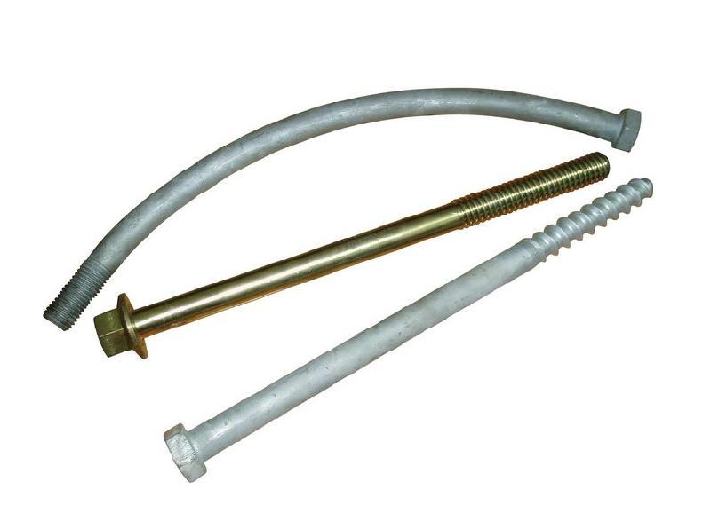 地铁连接螺栓厂家管片连接螺栓永年地铁螺栓价格地铁螺栓规