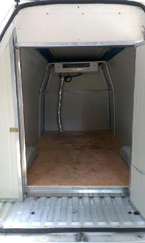 冷藏车样板图 冷藏车-北京北汽浦惠汽车空调