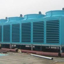 供应超低噪声横流式方形玻璃钢冷却塔