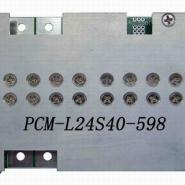 20-24S电动摩托车锂电池保护板图片