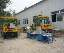 供应制砖机械厂家保定永久建材模具机械厂