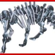 三维立体拼图小恐龙图片