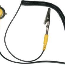 供应防静电吸盘接地线,防静电五星爪接地线,防静电脚腕带批发