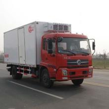 供应国四标准冷藏车东风天锦8吨国四冷藏货车