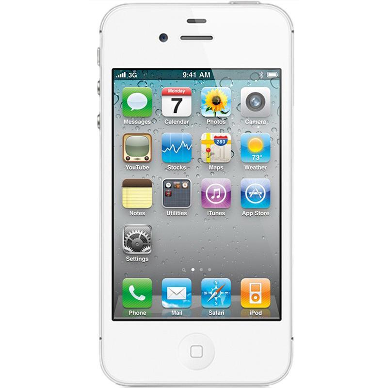 苹果手机iphone4s16g版图片