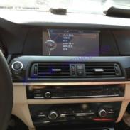 BMW宝马525导航DVD倒车影像改装图片