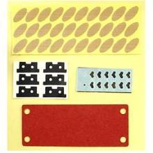 供应防火快巴纸模切-扬声器端子及各电器用品绝缘材料批发