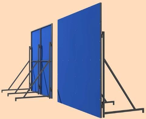 板内式_专业声屏障厂家金属隔音板穿孔式吸声屏障_