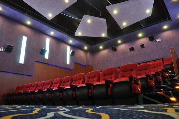 360电影院视听室设计,电影设计,私家解析,hifi房设计,声学广西桂林福爱奇艺vip接口装修声学图片