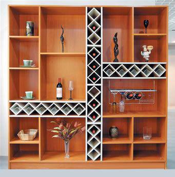 定制酒柜装饰柜图片