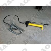 供应DYF分体式液压拉马 ,钢丝绳切断器,液压拉马等