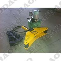 供应电动液压弯管机-DWG,手动液压弯管机,液压切排机,钢丝绳切断器