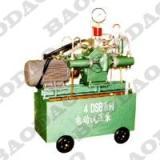 供应4DSB电动试压泵,手动试压泵,电动液压弯排机,桥梁千斤顶等