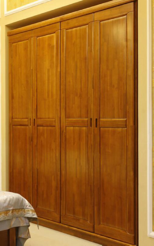 中式水曲柳实木家具