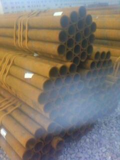 供应汽车排气管专用钢管,薄壁焊管