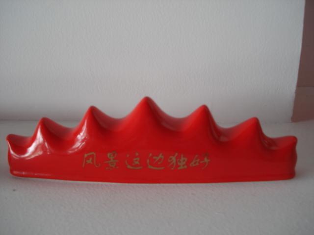 供应红瓷工艺品日用品