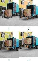 供应厢式货车汽车液压升降尾板改装 汽車升降尾板 汽車尾板装卸平台