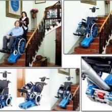 供应电动爬楼梯轮椅批发