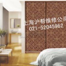 上海移门维修52045962木移门局部专业修复图片