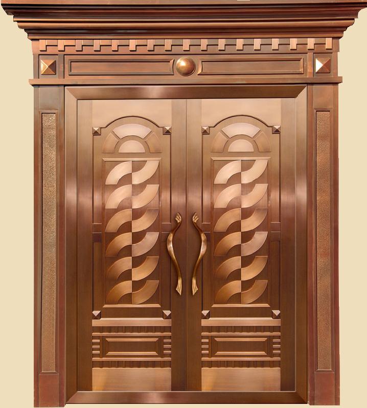 廊坊-铜门