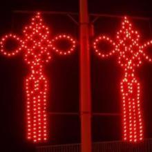供应LED灯杆节日中国结