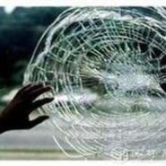 北京海淀区玻璃幕墙防爆安全膜图片
