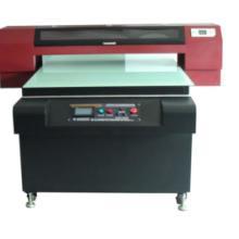 供应万能彩印机 平板彩印机 UV彩印机 金属标牌万能彩印机
