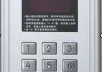 楼宇对讲系统图片