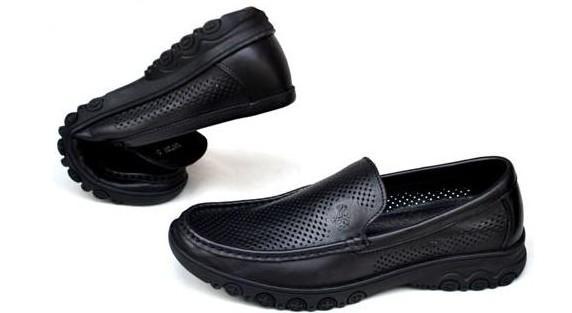 供应2012新款男士凉鞋骆驼男鞋休闲超软皮凉鞋皮鞋品牌名牌折扣