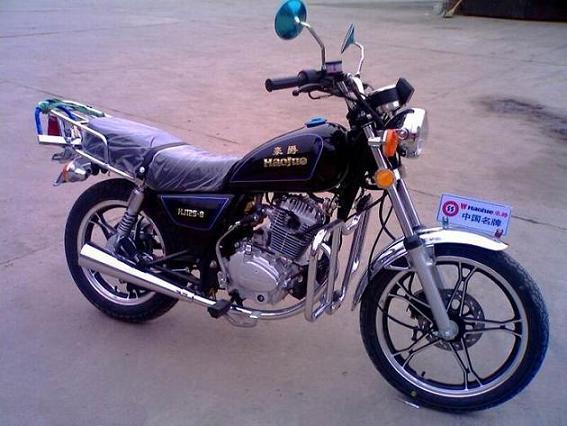 供应豪爵hj125-8二手摩托车报价