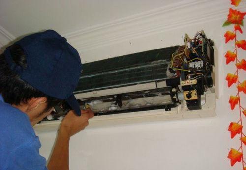 空调拆装图片|空调拆装样板图|空调拆装移机加