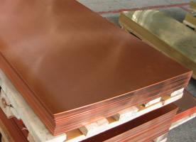 TU1无氧紫铜带板图片