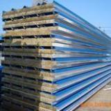 供应鄂尔多斯岩棉彩钢板/按客户要求订做彩钢板/鄂尔多斯彩钢板销售公司