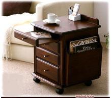供应华森家具实木小床头柜角柜沙发柜